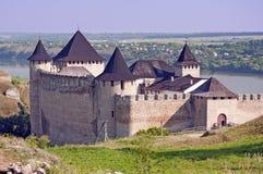Средневековый замок стоковая фотография