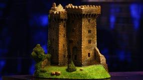 Средневековый замок Стоковые Фотографии RF