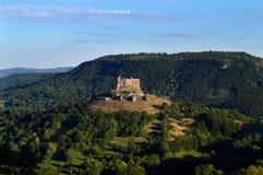 Средневековый замок Стоковое Изображение RF