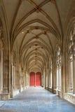 Средневековый монастырь Pandhof в Utrecht, Нидерландов Стоковые Фотографии RF