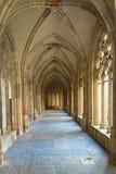 Средневековый монастырь Pandhof в Utrecht, Нидерландов Стоковое фото RF