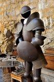 Средневековый панцырь Стоковое Изображение RF