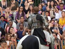 2016 средневековый фестиваль 6 Стоковое Фото