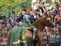 2016 средневековый фестиваль 28 Стоковое Изображение RF