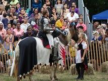 2016 средневековый фестиваль 39 Стоковое Фото