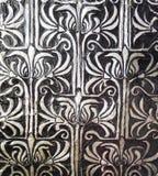 Средневековый фонтан Стоковое Изображение RF