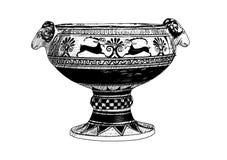 Средневековый silverware Стоковая Фотография