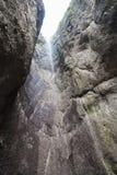 Среднее падение шага Стоковая Фотография RF