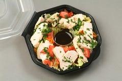 Среднеземноморская еда диеты Стоковые Изображения RF