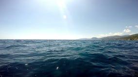 среднеземноморское море sailing акции видеоматериалы