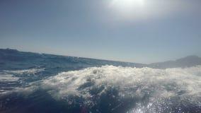 среднеземноморское море sailing видеоматериал