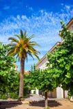 Среднеземноморской городок Tossa de mar Стоковая Фотография RF