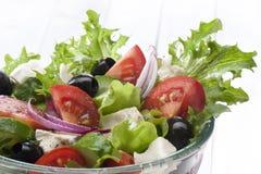 Греческий салат Стоковое Изображение RF