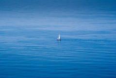 среднеземноморской sailing Стоковое фото RF