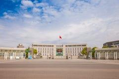 Средняя школа старшия Pinghu Стоковая Фотография RF