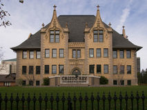 Средняя школа Cristo Rey Стоковое фото RF