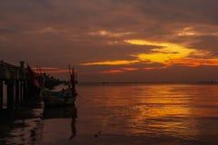 Средства к существованию рыболова Стоковая Фотография RF
