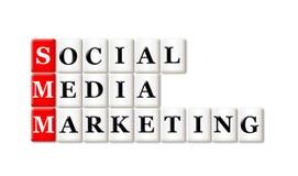 средства маркетинга социальные стоковая фотография