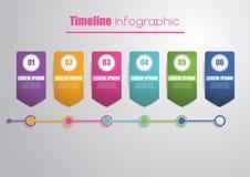 Срок Infographic Стоковая Фотография RF