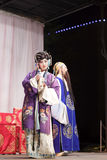 Ссора, тишины тайваньской оперы jinyuliangyuan стоковое фото rf