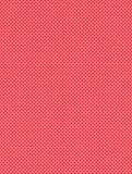 ставит точки красный цвет польки Стоковое фото RF