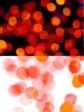 ставит точки красный цвет Стоковая Фотография RF