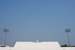 стадион баков пожара Стоковое Изображение