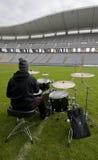 стадион барабанщика Стоковое Фото