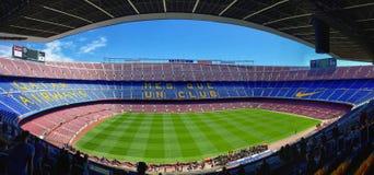 Стадион Барселоны Стоковые Фотографии RF