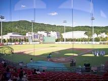 Стадион бейсбола Стоковые Фотографии RF