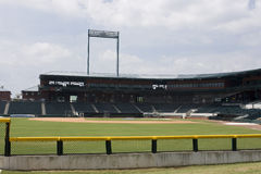 стадион бейсбола Стоковое Изображение RF
