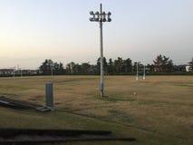 Стадион для гандбола в Японии стоковые фотографии rf