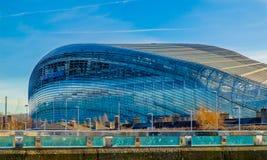 Стадион Дублина-Aviva стоковая фотография