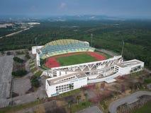 Стадион положения Penang стоковое изображение rf