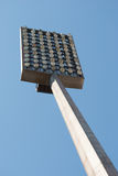 стадион рефлектора футбола Стоковые Фото