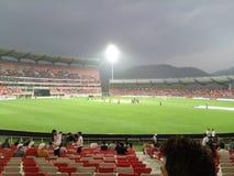 Стадион сверчка Rajiv Gandhi международный стоковые фото