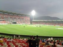 Стадион сверчка Rajiv Gandhi международный стоковые изображения rf