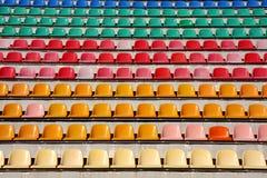 стадион свободных мест Стоковое Изображение RF
