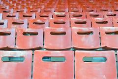 стадион свободных мест Стоковое Изображение