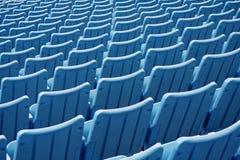 стадион свободных мест Стоковая Фотография