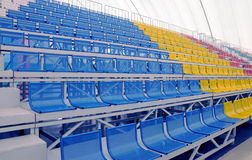 стадион свободных мест Стоковые Изображения