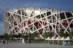 стадион соотечественника Пекин Стоковое Изображение