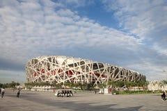 стадион соотечественника Пекин Стоковое Фото