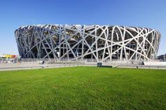 Стадион соотечественника Пекин Стоковое Изображение RF