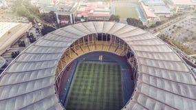 Стадион соотечественника Bukit Jalil стоковая фотография