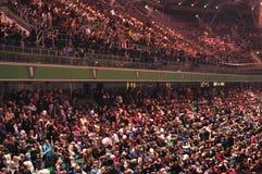 стадион толпы Стоковые Изображения RF