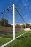 стадион футбола футбола стоковое изображение