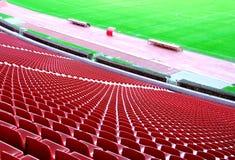 стадион футбола Стоковые Фотографии RF
