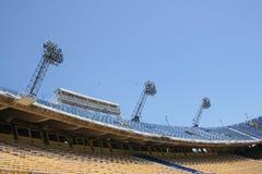 стадион футбола Стоковое Изображение