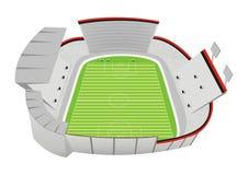 стадион футбола Стоковое фото RF